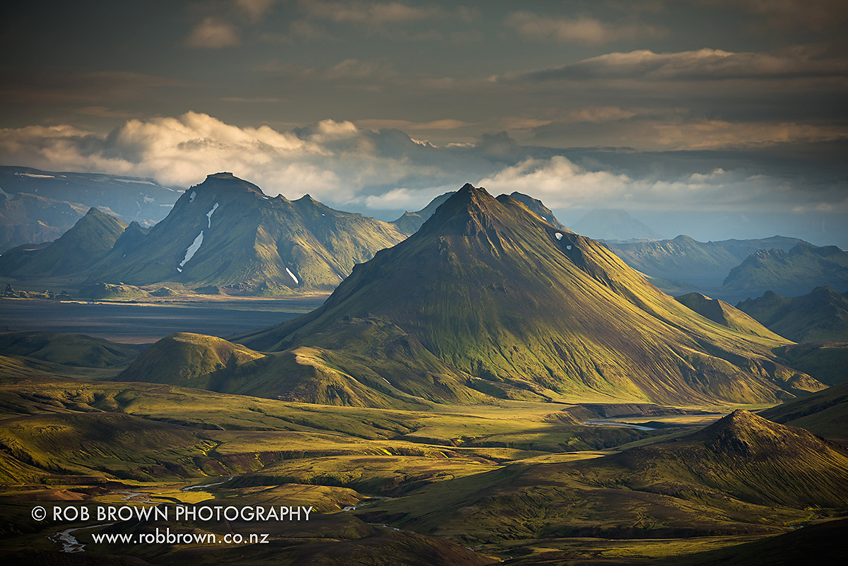 Photograph Storasula, Laugavegur Track by Rob Brown on 500px
