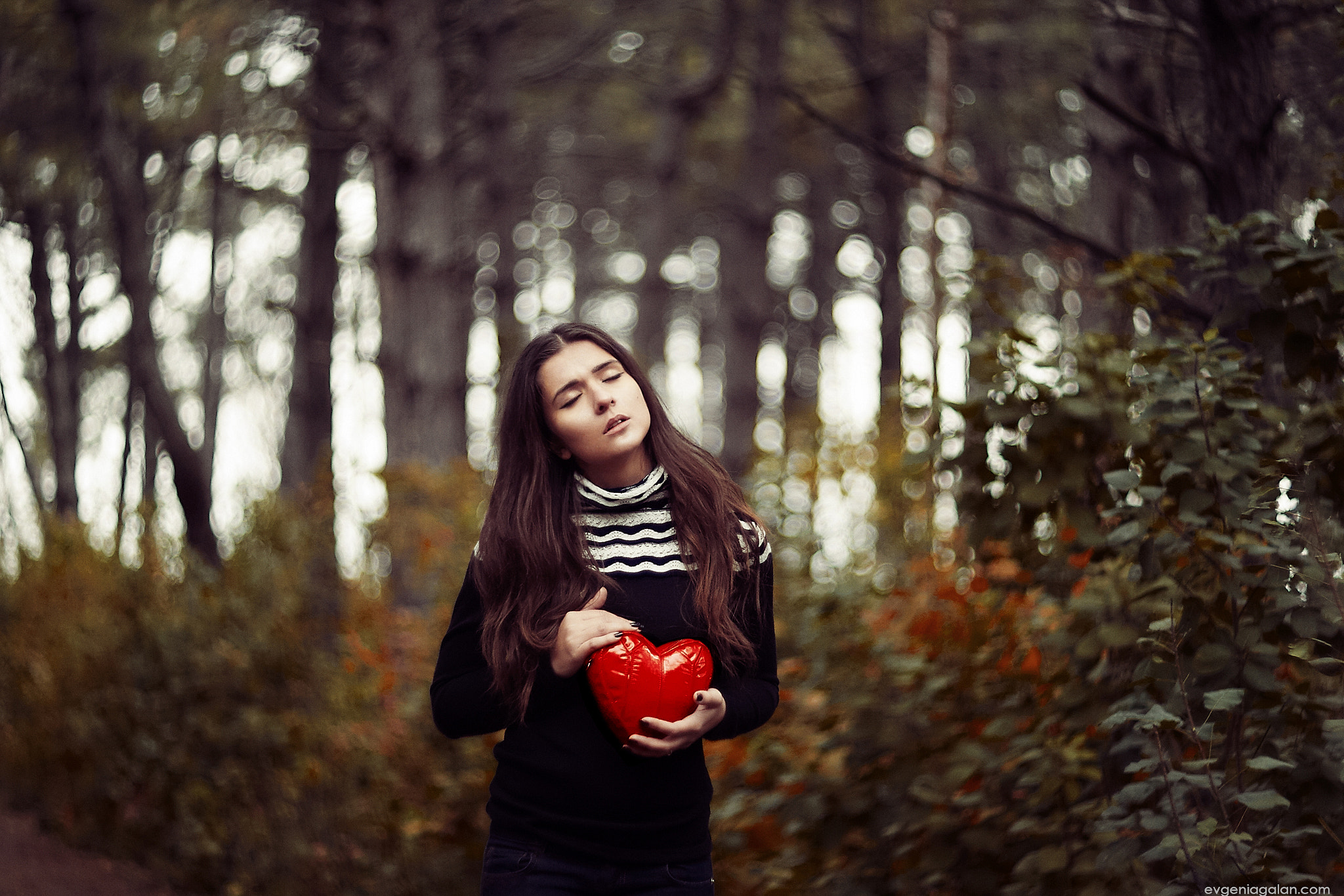 Photograph heart by Evgenia Galan on 500px