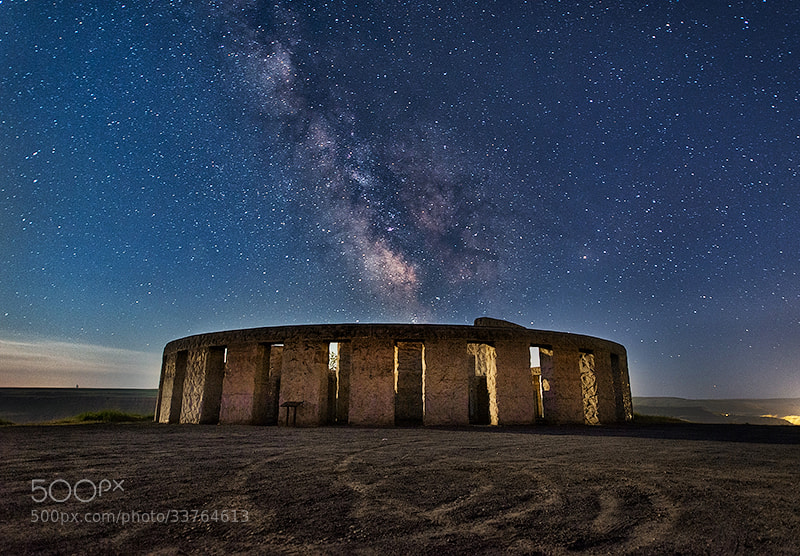 Photograph Heaven's henge by Nagesh Mahadev on 500px