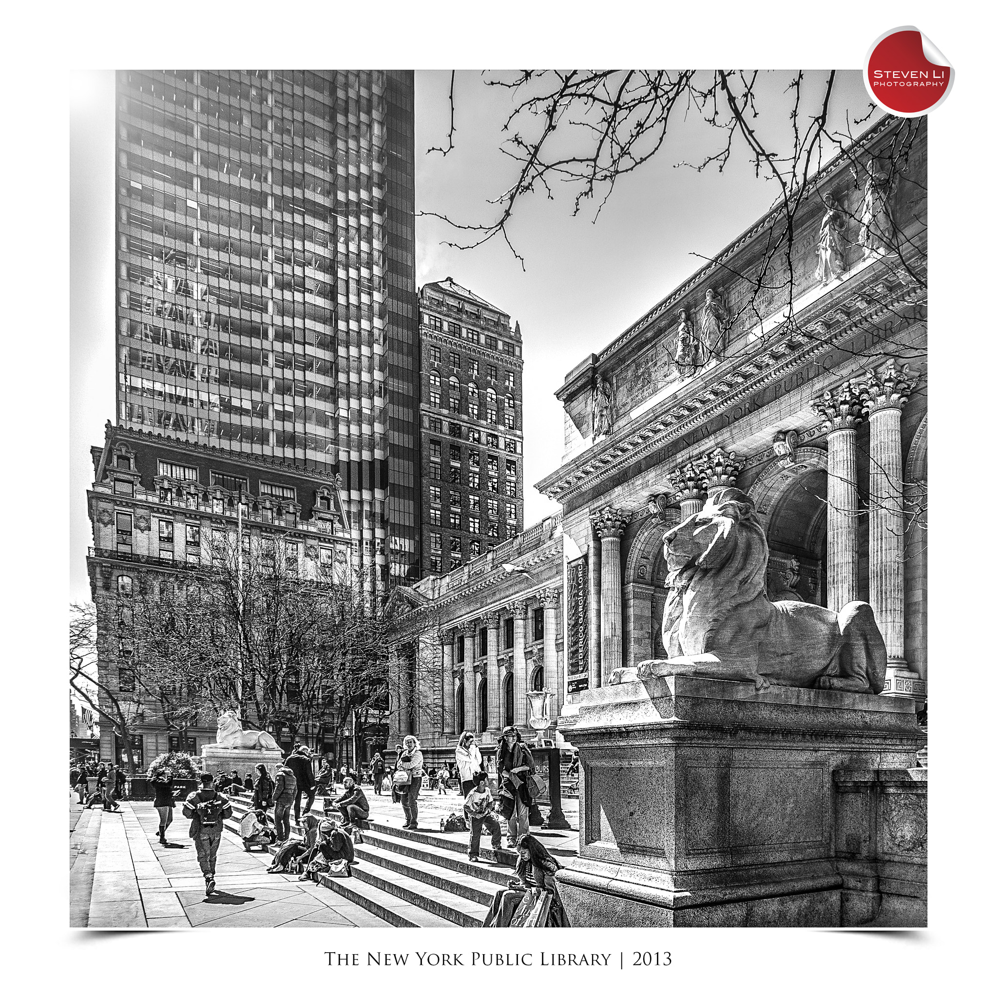Photograph The New York Public Library by Steven Li on 500px