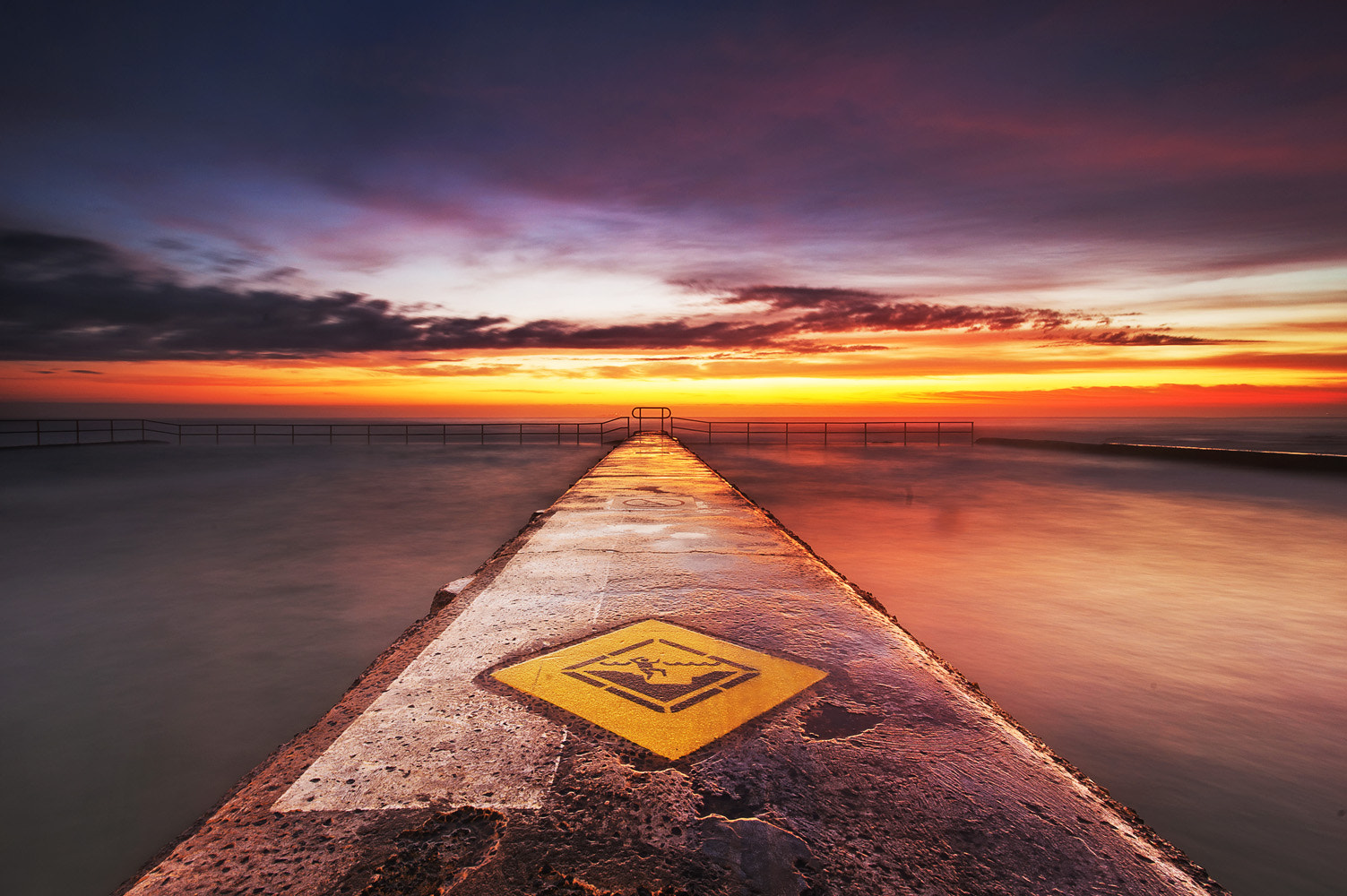 Photograph Austinmer Pool by Wolongshan  on 500px