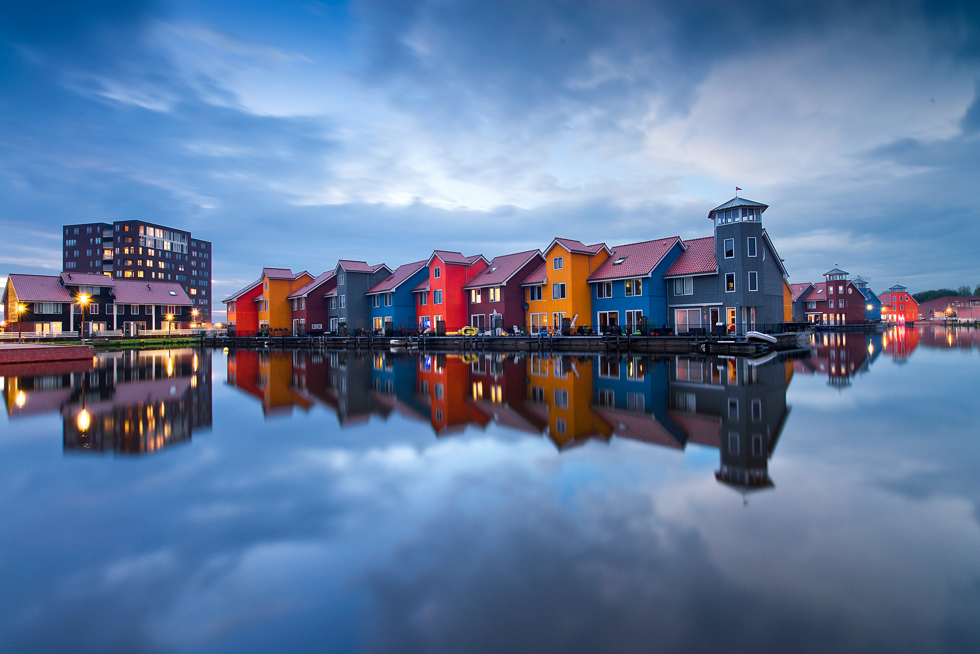 Photograph Blue Hour by Daniel Bosma on 500px