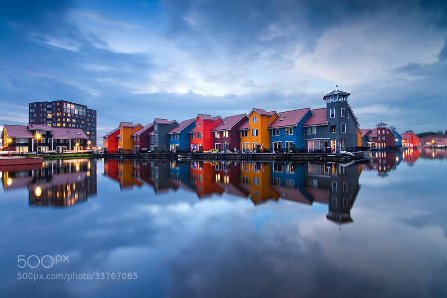 Blue Hour by Daniel Bosma on 500px.com