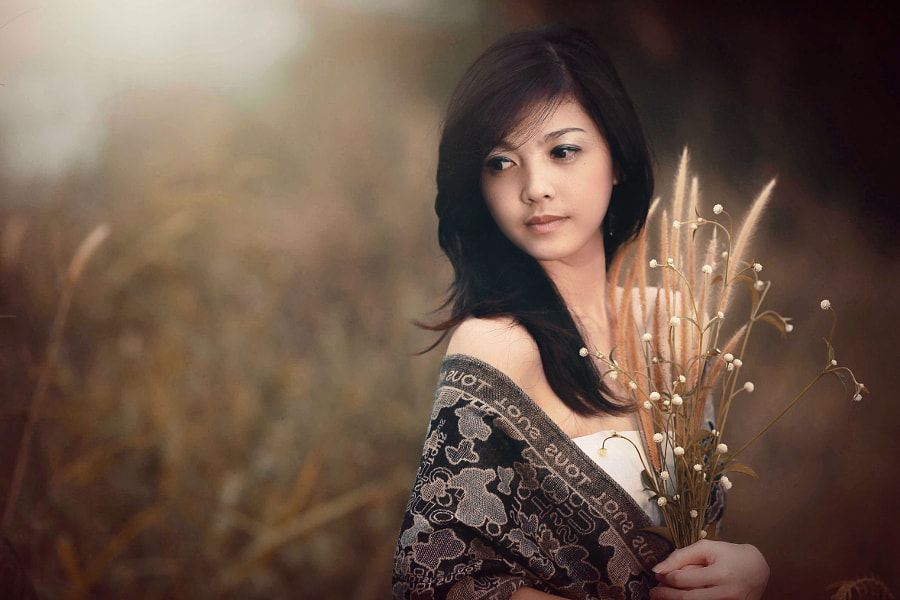 Kay by Ivan Lee on 500px.com