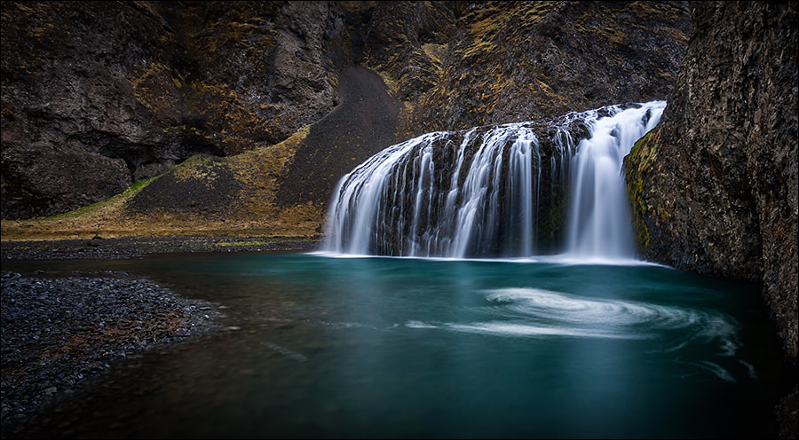 Photograph Stjórnafoss by Sus Bogaerts on 500px
