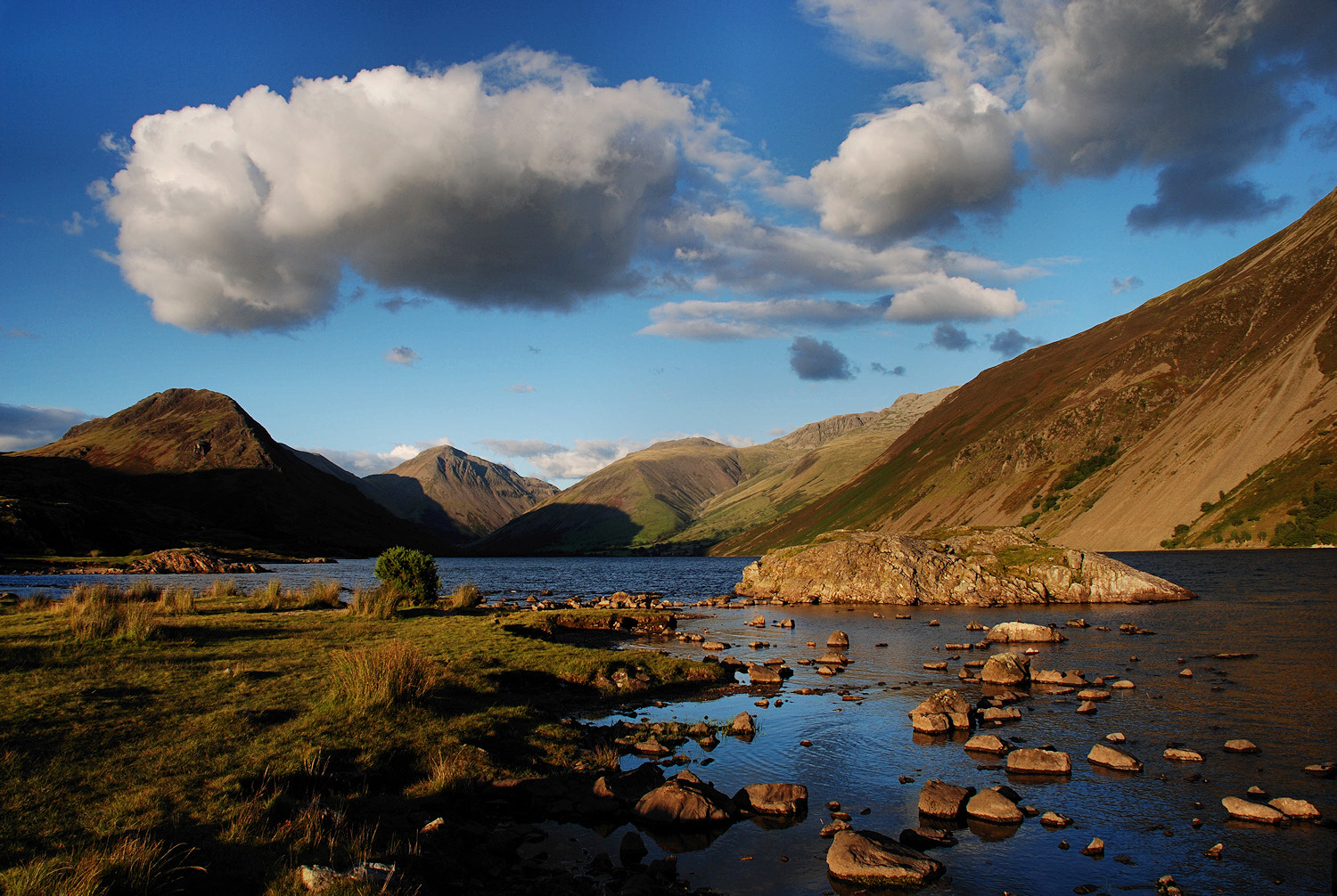 Photograph Wastwater Evening by Terry Cowlishaw on 500px