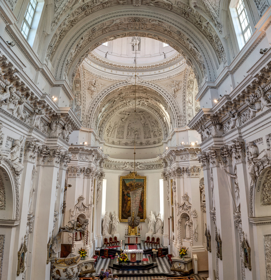 Photograph Saint Peter and Paul Church by Norbert Durko on 500px