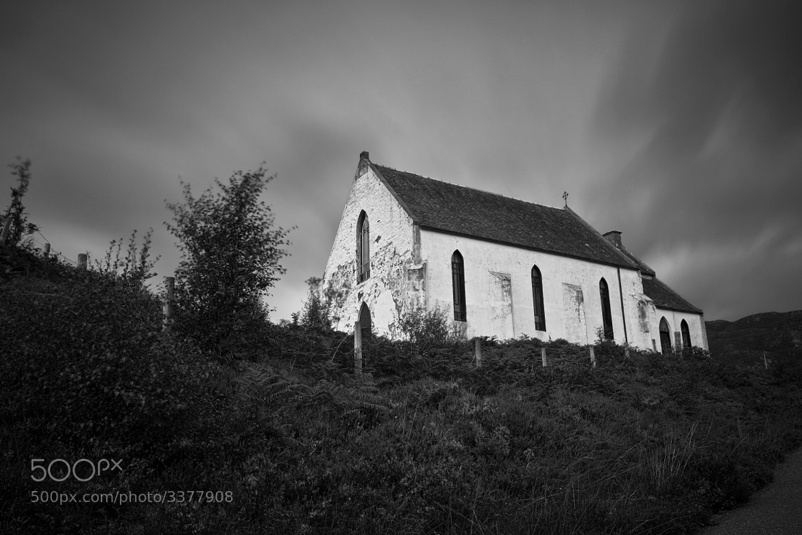Photograph Highland Church by Damian Kane on 500px