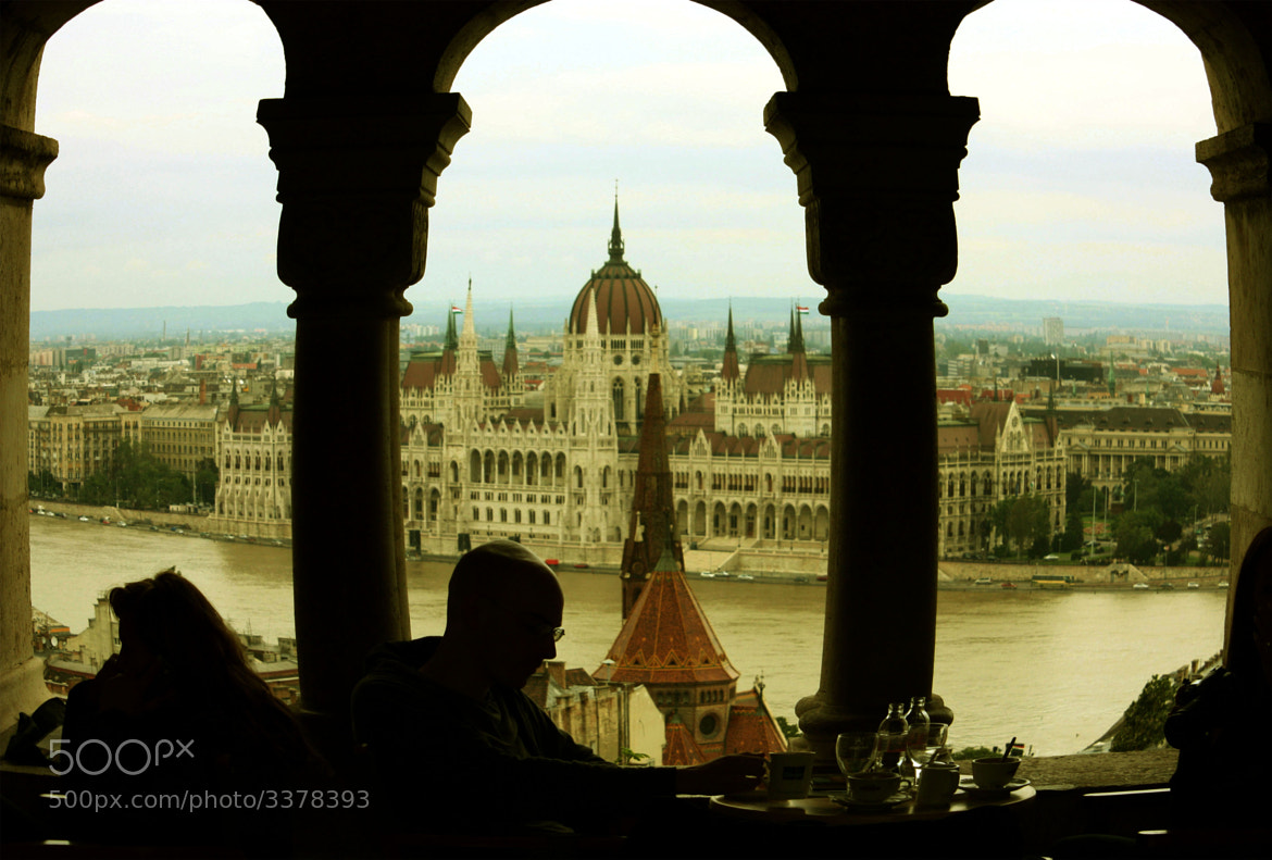 Photograph The hungarian parliament... by K@mané . on 500px