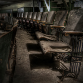 Empty Seats by Frank Grace (TrigPhotography)) on 500px.com