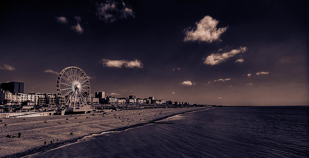 Photograph Brighton by Ali KoRdZaDeh on 500px