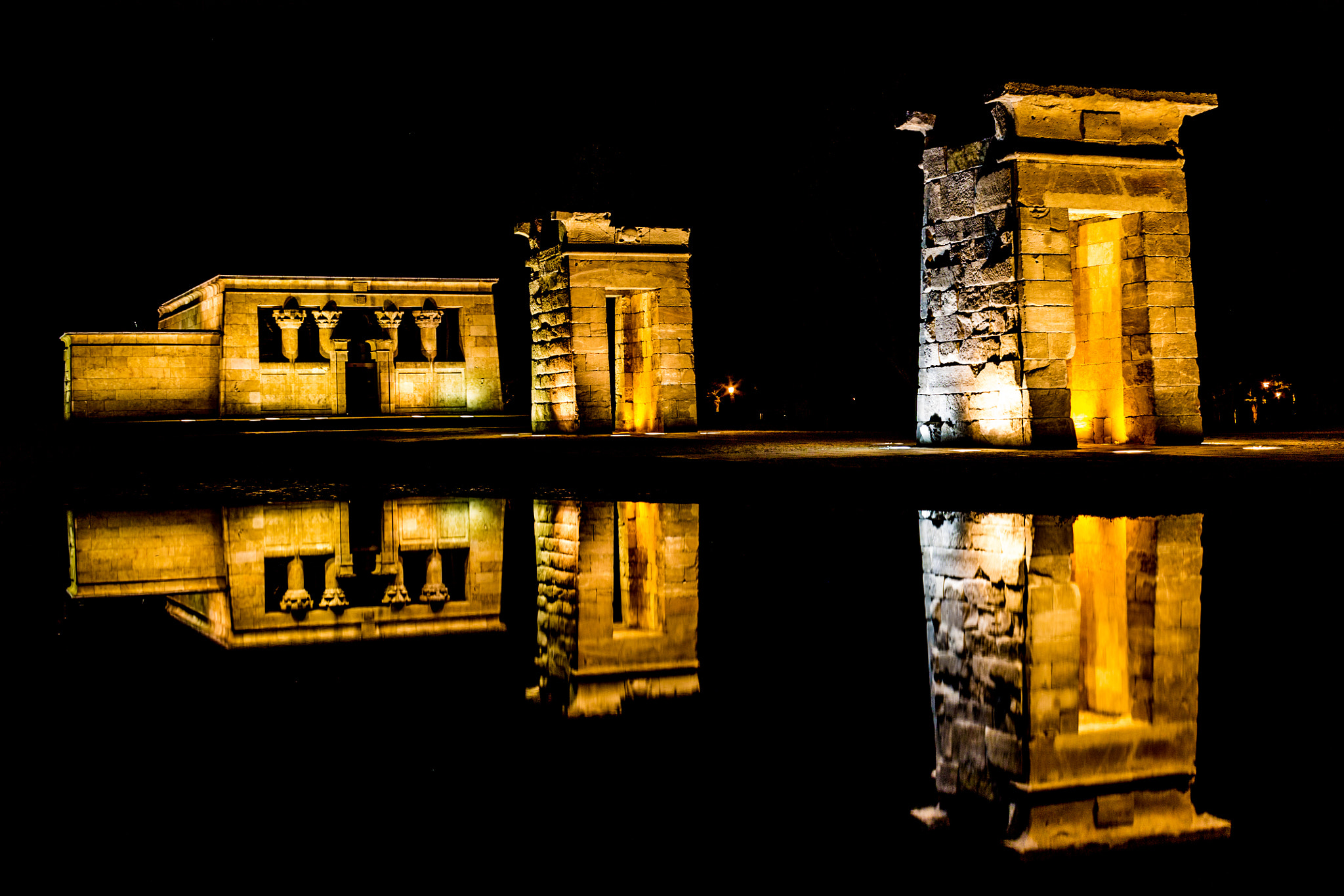 Photograph Debod II by Jose Caballero on 500px