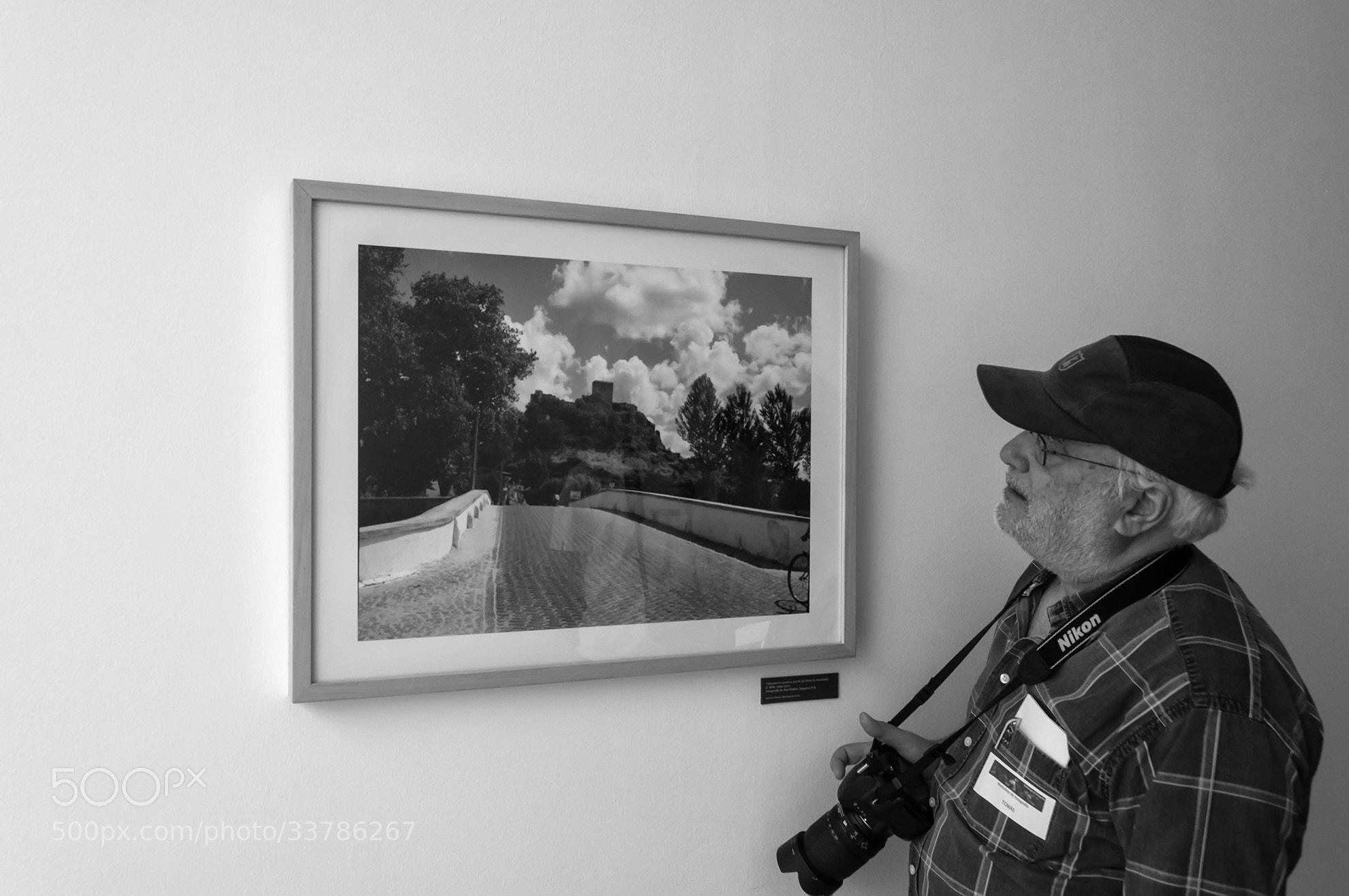 Photograph Contemplative photographer by Jorge Orfão on 500px