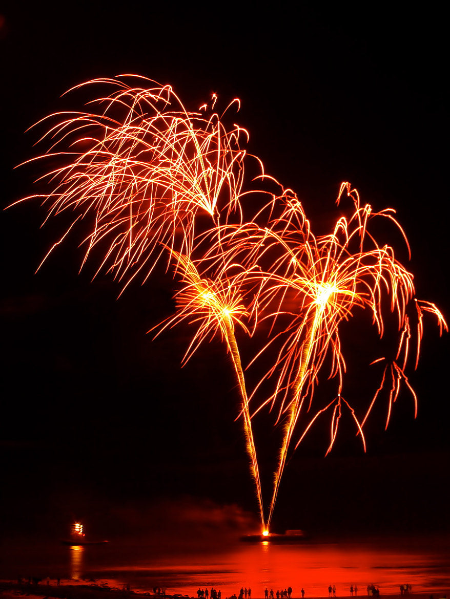 Photograph Fireworks by Bogdan's travel clicks on 500px