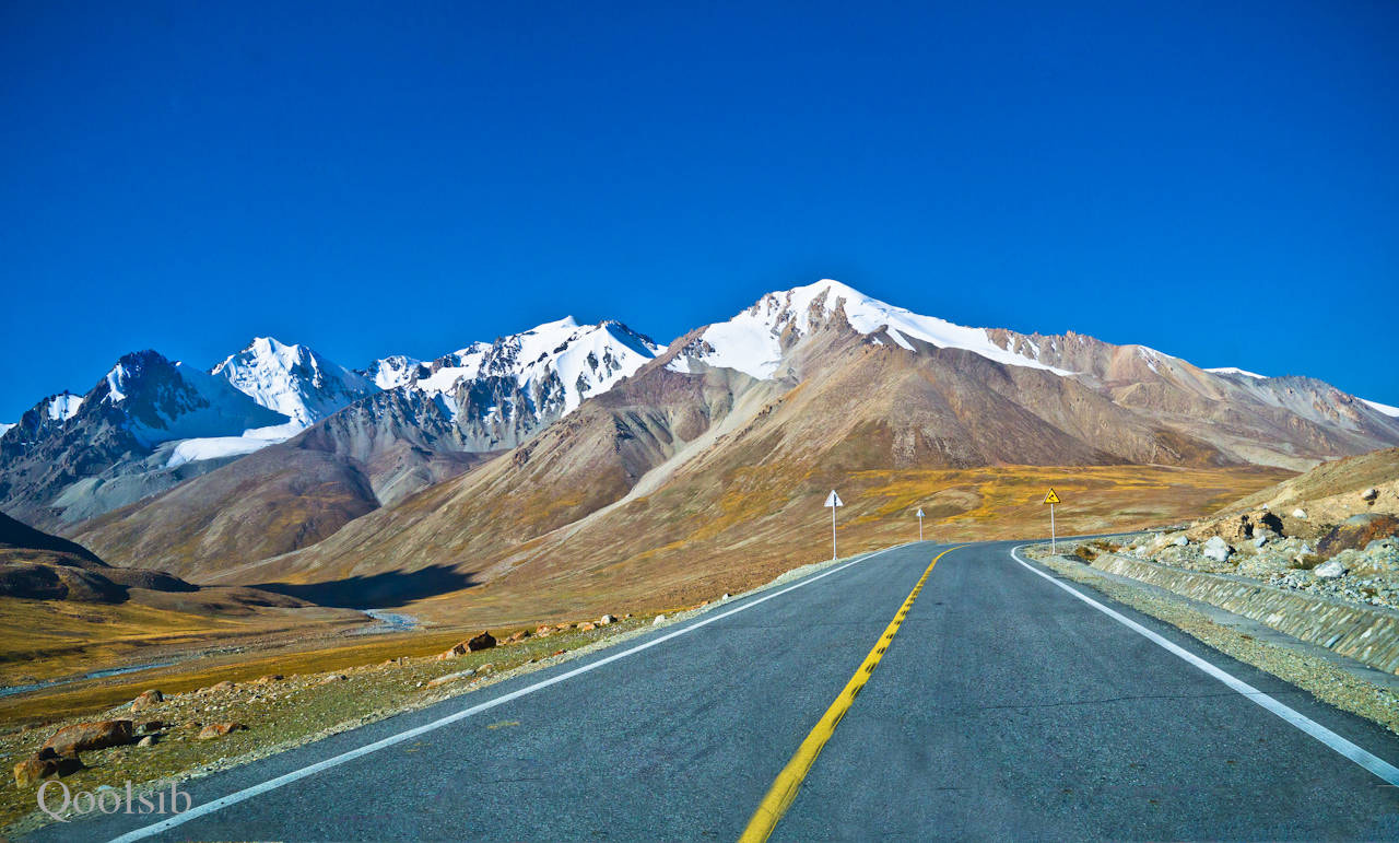 Photograph Khunjerab Pass by raz has on 500px