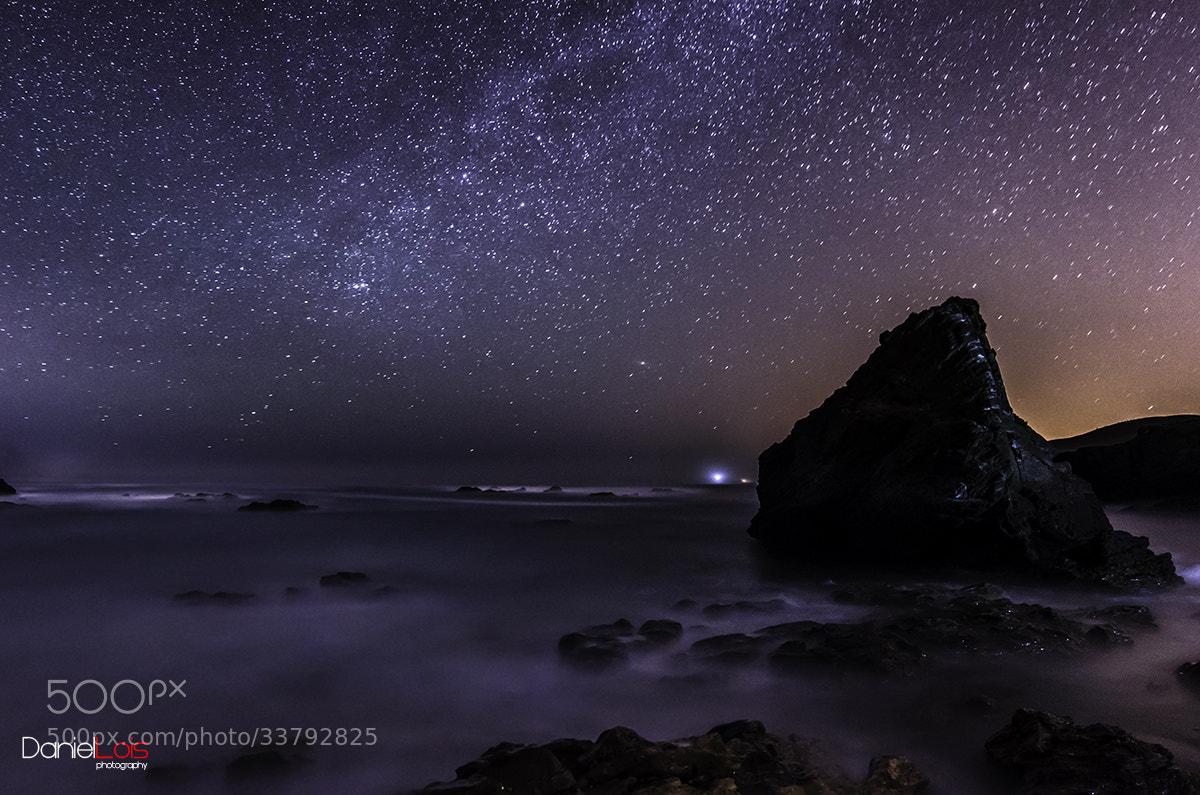 Photograph Sartaña Milky Way by Daniel Lois on 500px