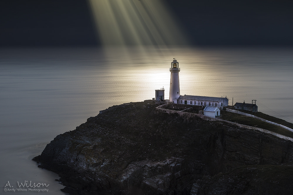 Photograph SOUTH STACK by Andy Wilson on 500px
