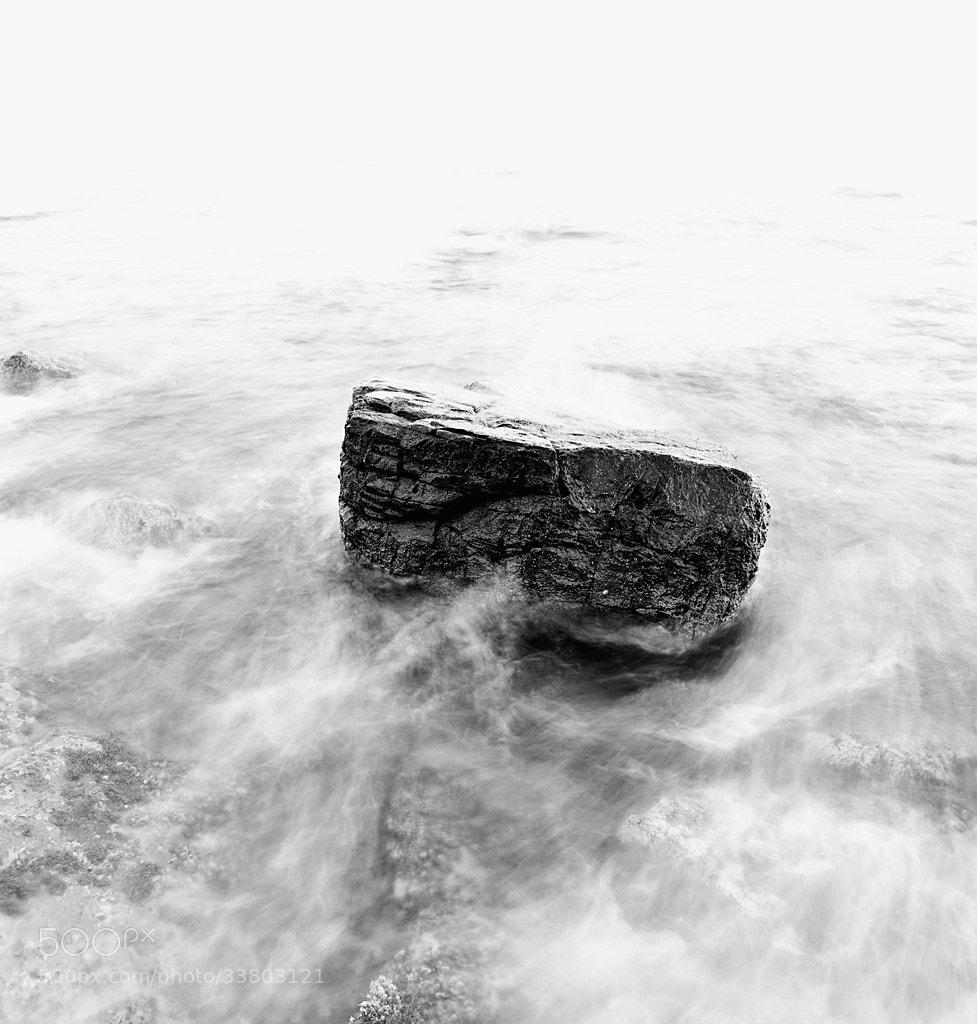 Photograph Lonely cold by Maciej Wypiór on 500px
