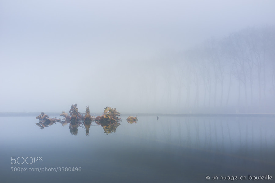Photograph Apollon in the mist by Vincent Montibus on 500px