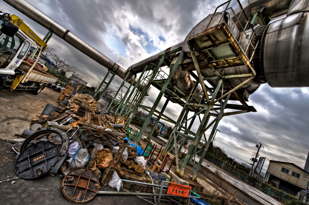 Photograph Robotic Rubble Prosthesis by Jon Sheer on 500px