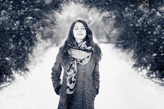 Photograph Winter's dream by Катерина Ечина on 500px