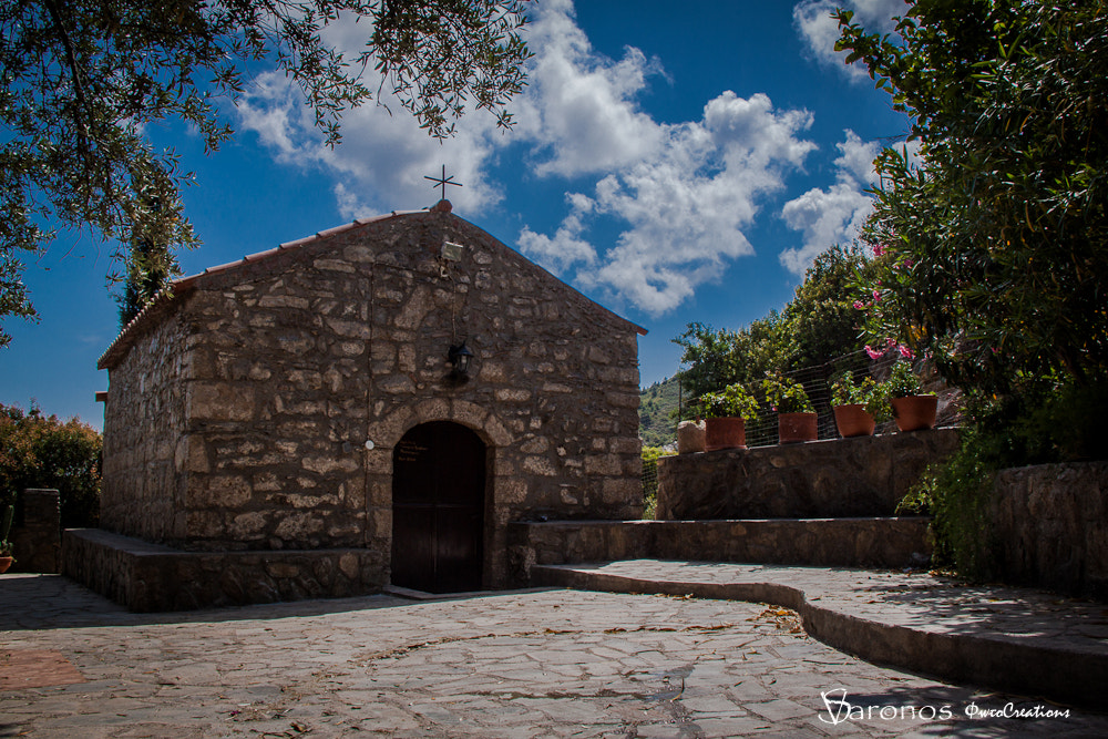 Photograph Church View by Stavros Varonos on 500px