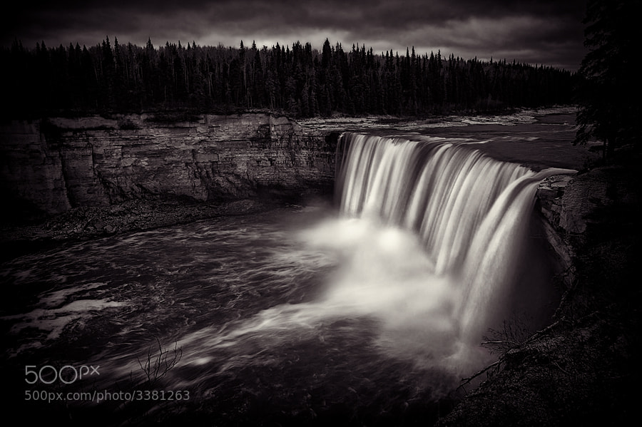 Photograph Falls by Dan Newcomb on 500px