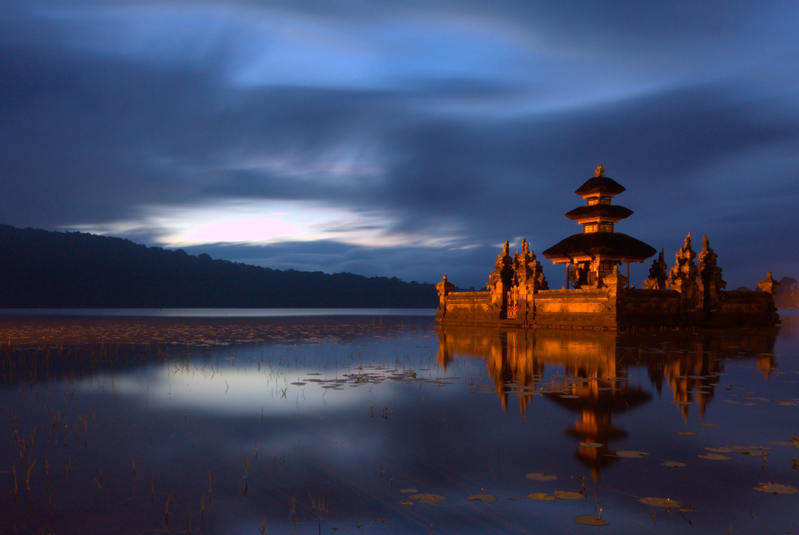 Photograph Bratan Lake by Helminadia Ranford on 500px