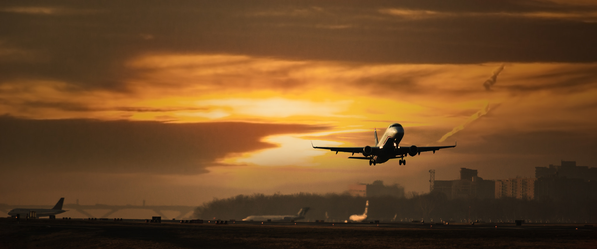 Photograph Takeoff by Joe Rebello on 500px