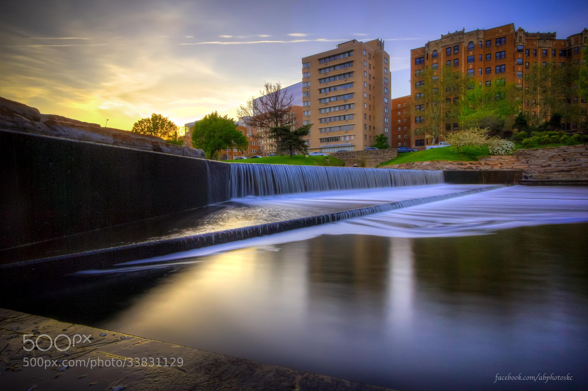 Photograph Water Fallin' by Brad Telker on 500px