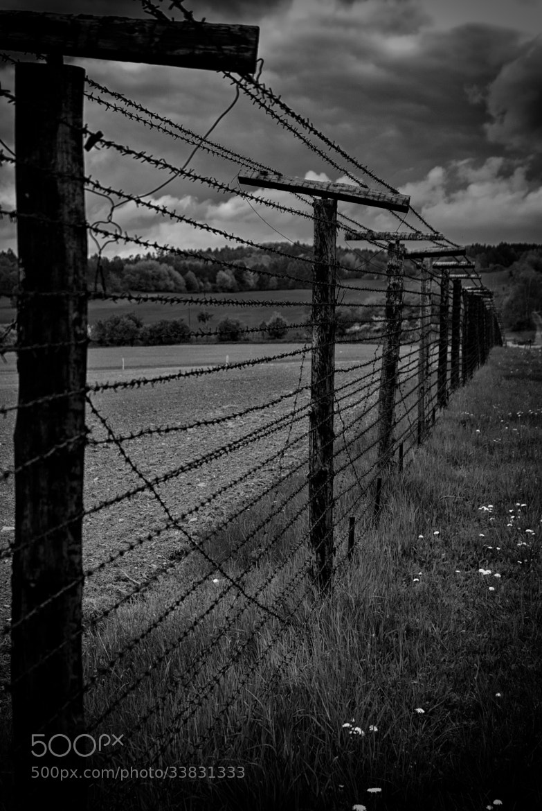 Photograph The Iron Curtain during communism in Czech Republic by Pavel Číhal on 500px