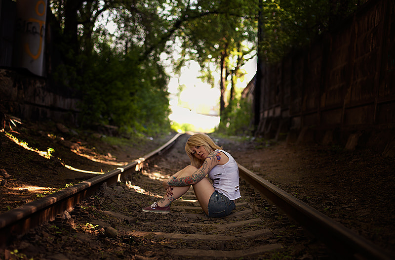 Photograph Untitled by Anna Rivkina on 500px