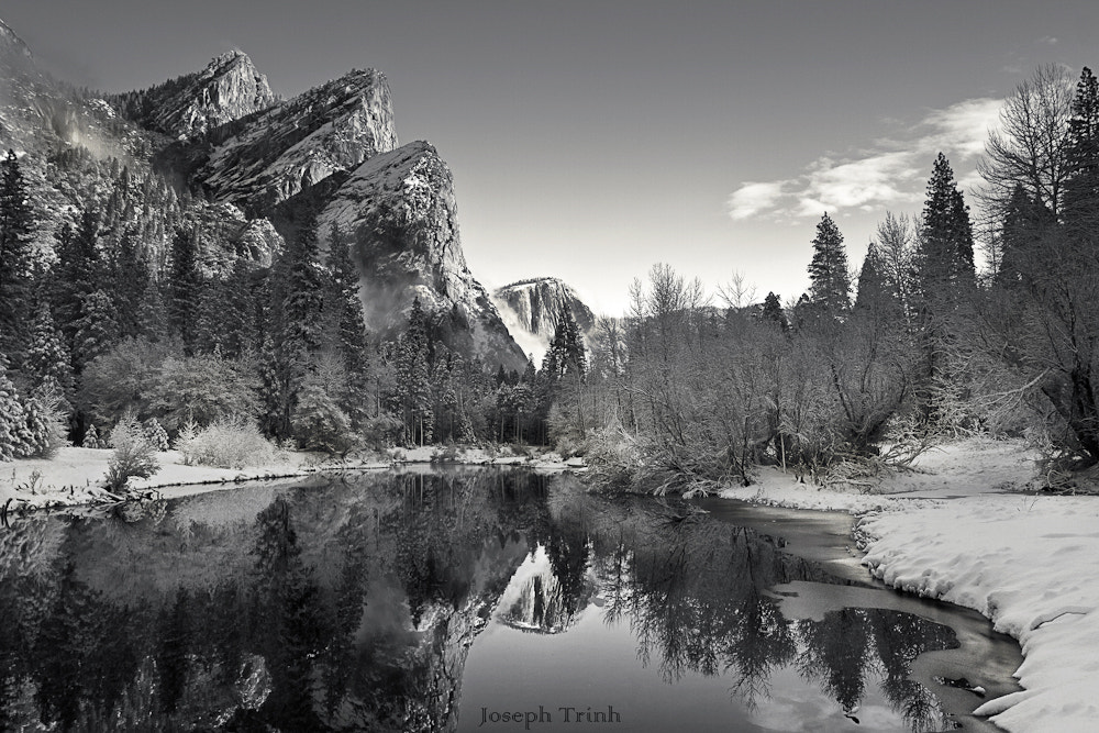 Photograph Three Brothers in B&W by Joseph Trinh on 500px