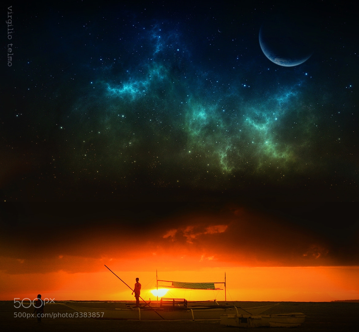 Photograph The heavens above by Vey Telmo on 500px