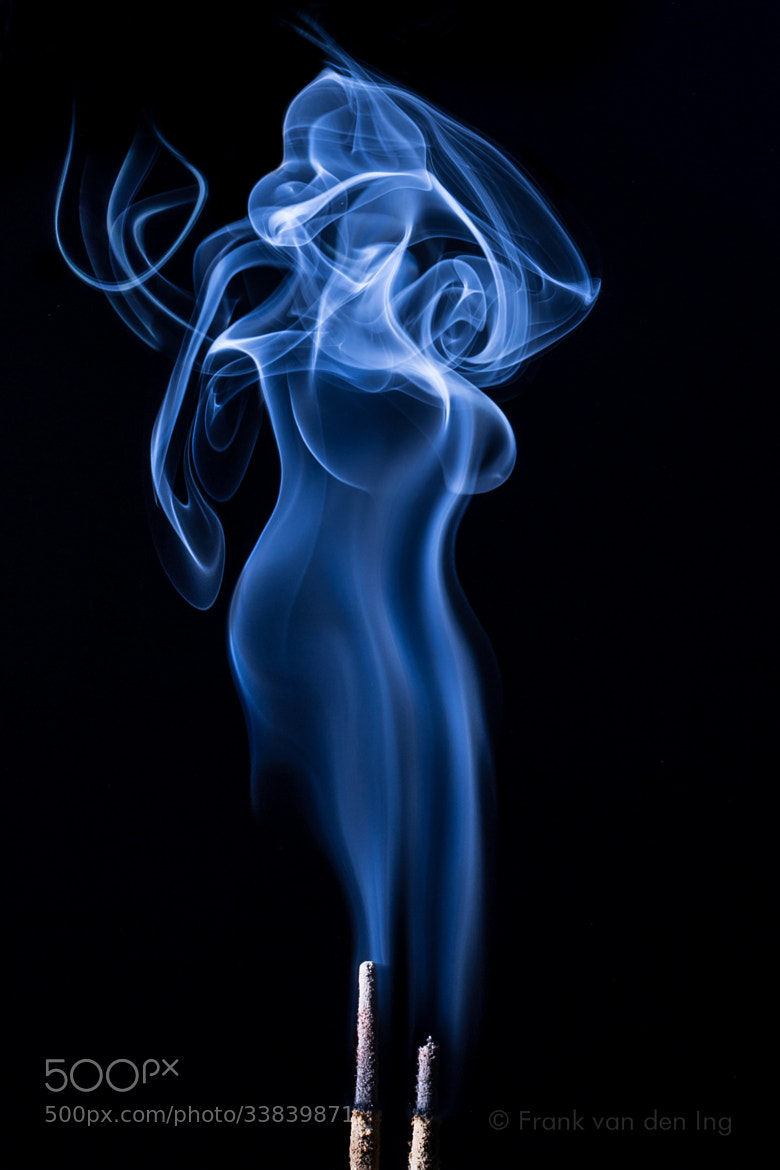 Photograph Smokey lady by Frank van den Ing on 500px