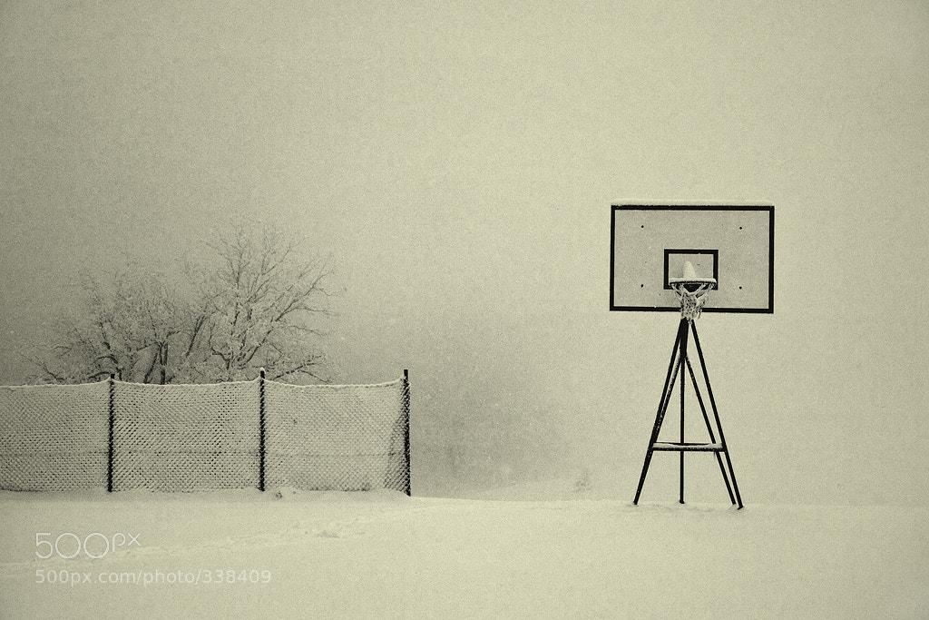 Photograph Winter playground by Jure Kravanja on 500px