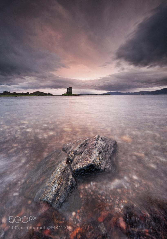 Photograph Stalker Castle by WilsonAxpe /  Scott Wilson on 500px