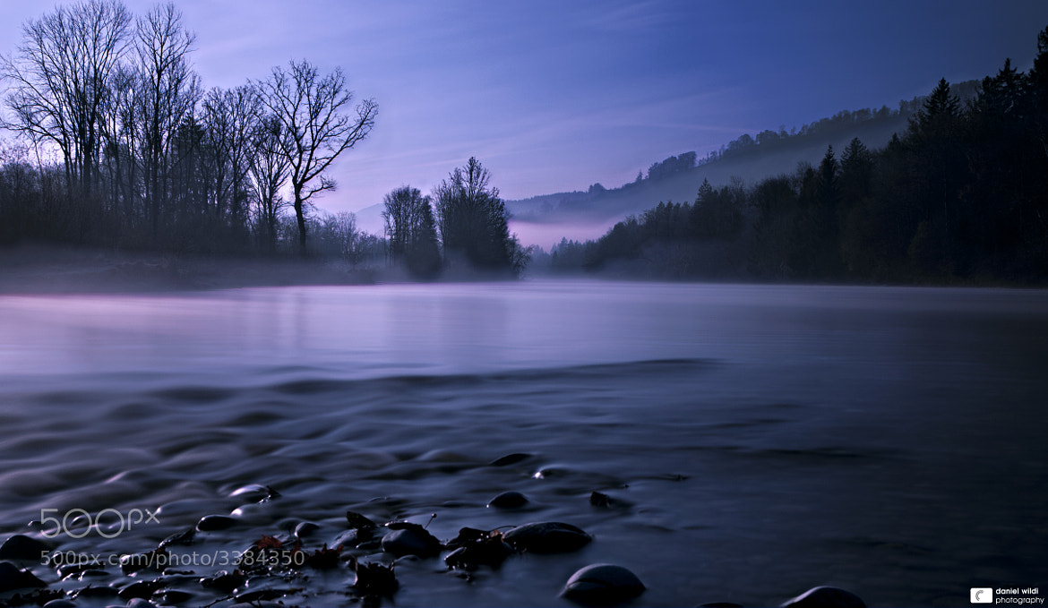 Photograph The River Aar by Daniel Wildi on 500px