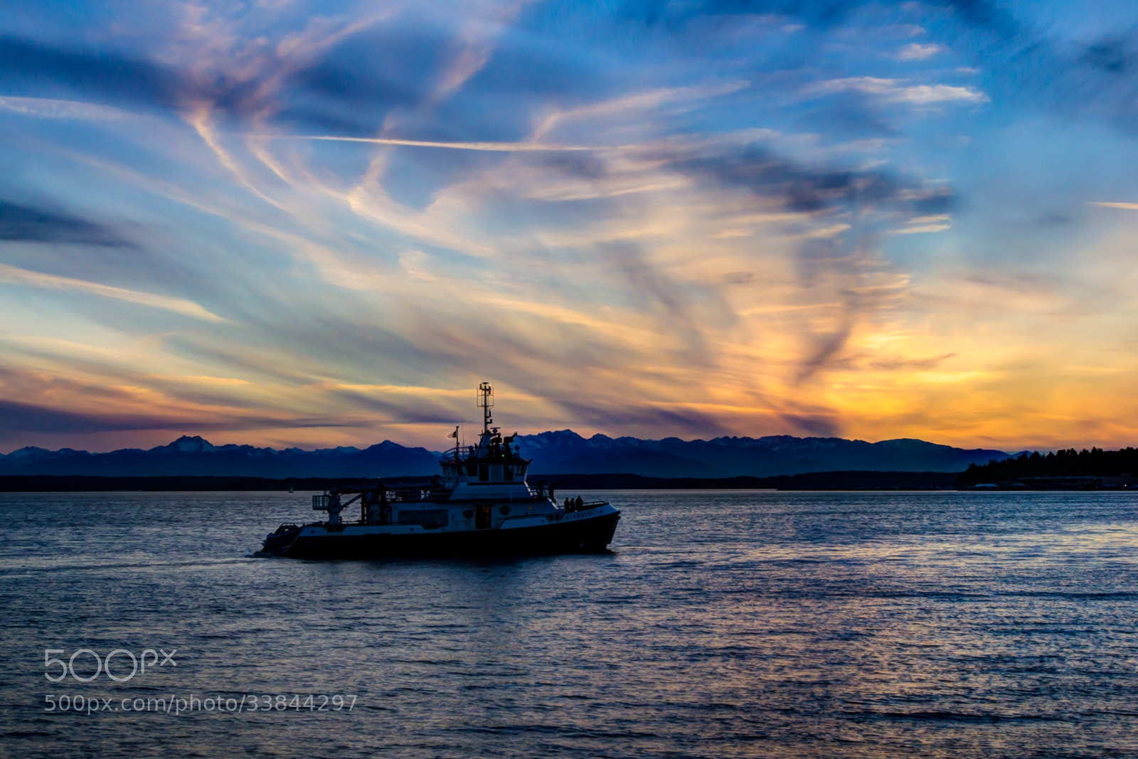 Photograph The Leschi by Rich Fought on 500px