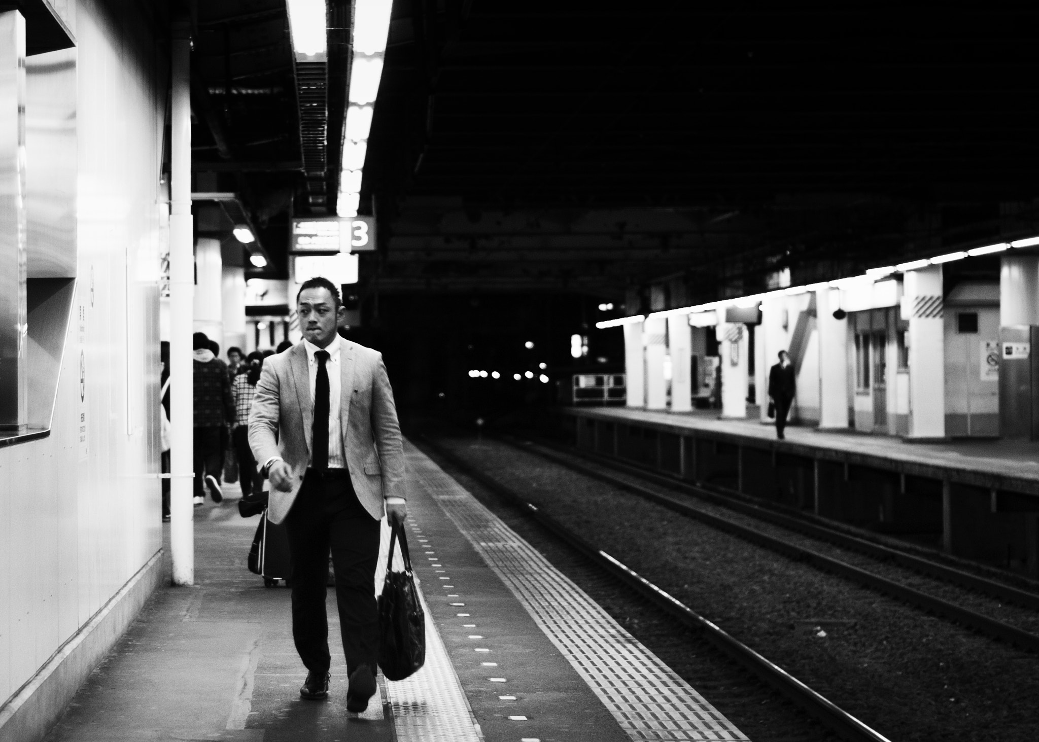 Photograph Commuter by Tina De Guzman on 500px