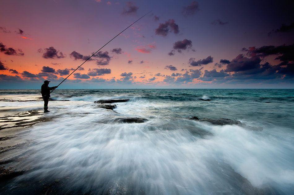 Photograph the fisherman by Amnon Eichelberg on 500px