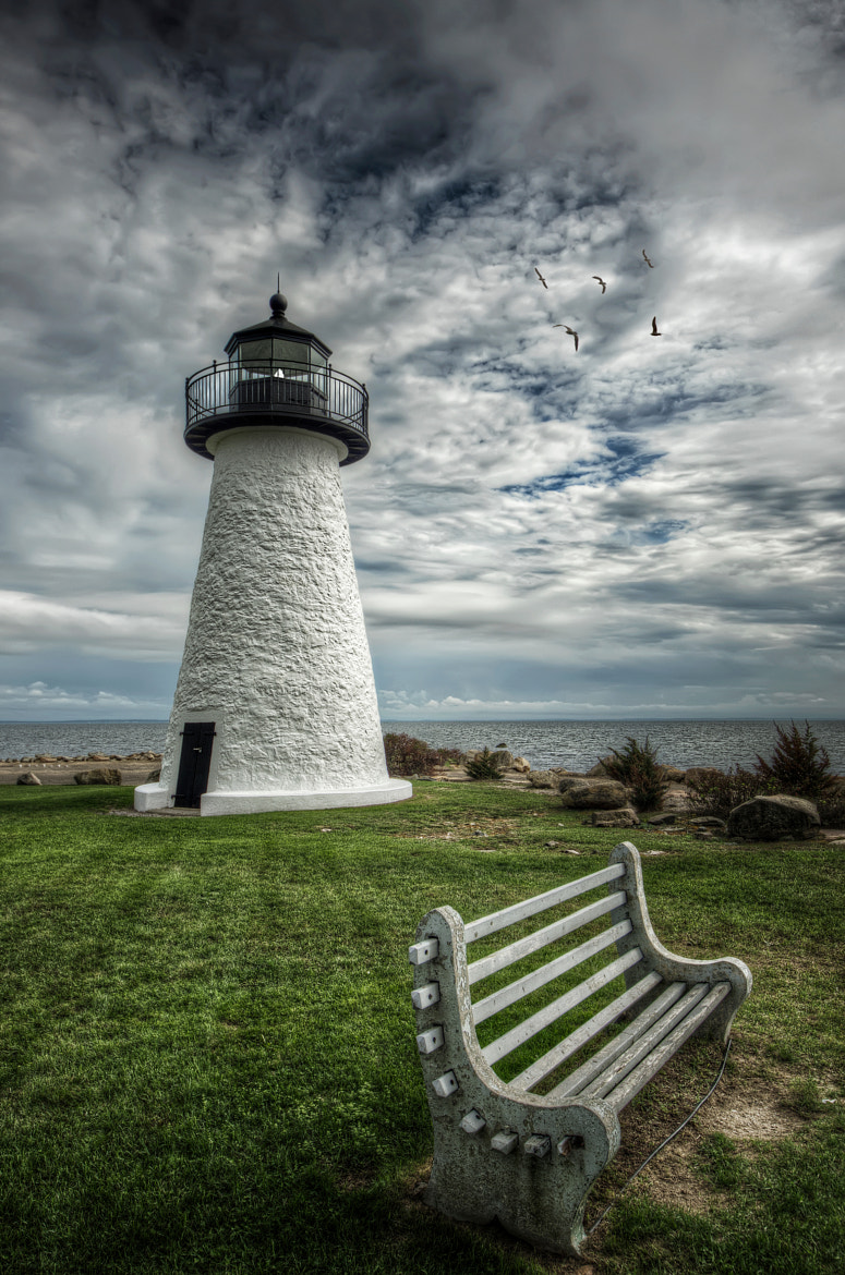 Photograph Ned's Point Light by Frank Grace on 500px