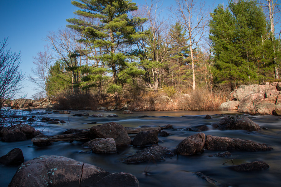 Photograph Creek by Maxwell Danger on 500px