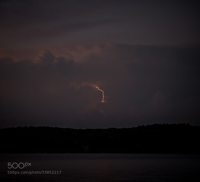 Photograph Lightning by Maxwell Danger on 500px