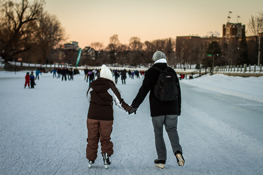 Photograph Holding Hands by Maxwell Danger on 500px