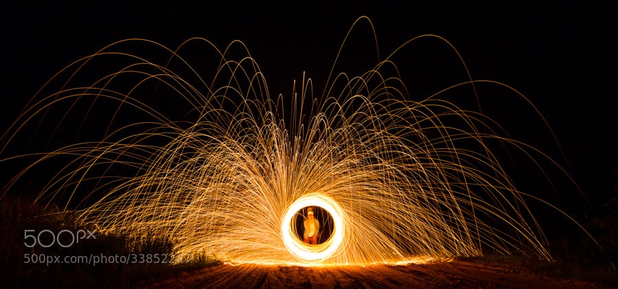 Photograph Steel Wool by Maxwell Danger on 500px