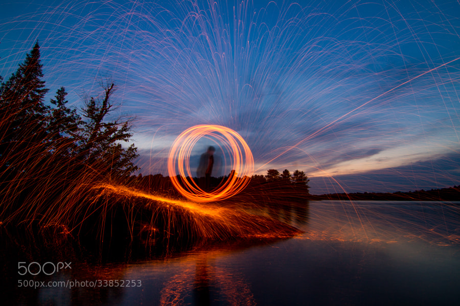 Photograph Steel Wool on Lake by Maxwell Danger on 500px