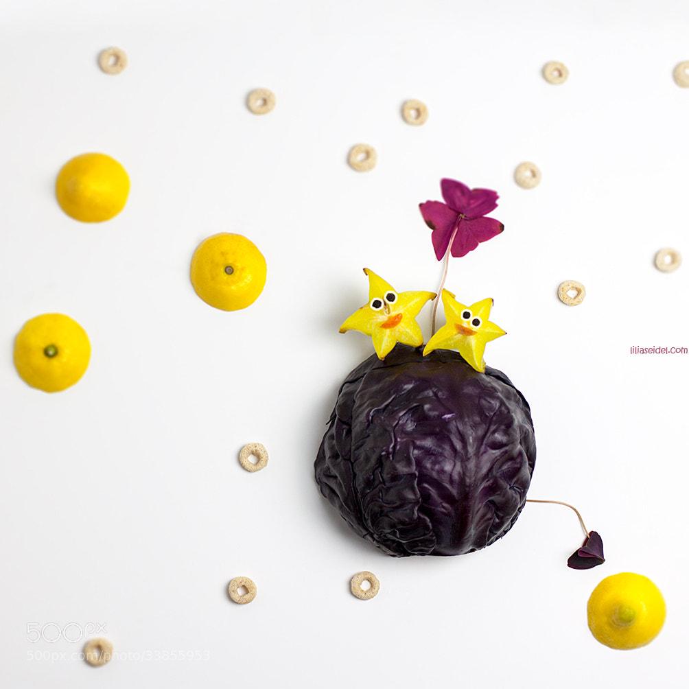 Photograph Our purple planet by Lilia Seidel on 500px