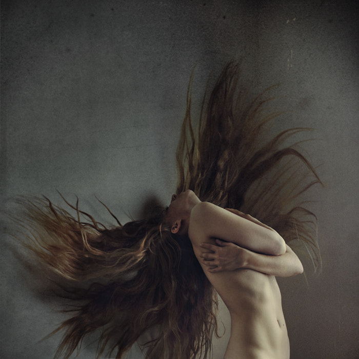 Photograph Flight of the Trapped by Brooke Shaden on 500px
