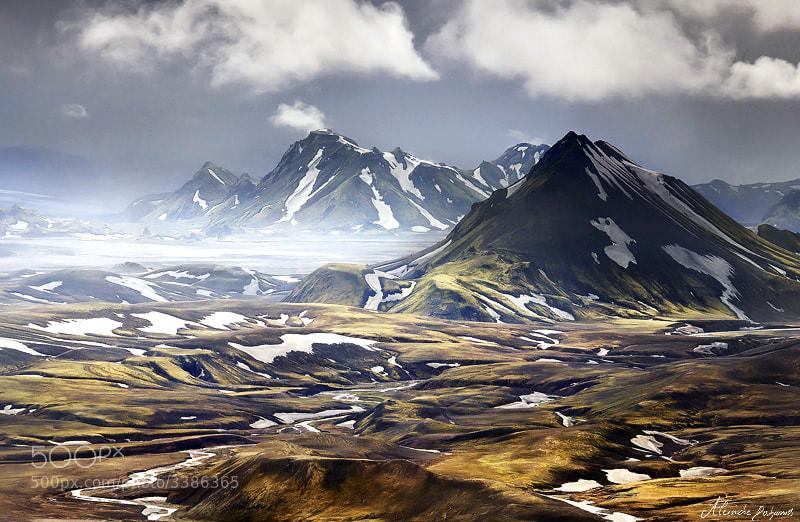 Photograph Alfavatn by Alexandre Deschaumes on 500px